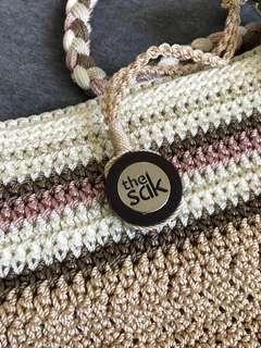 The Sac Knitted Beach Bag