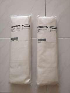 IKEA Knoppa Single Fitted Sheet