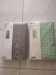 IKEA Rodved / Vinter 2017 Quilt Cover & Pillow Case