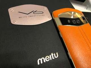 Meitu V6 美圖 Smartphone FULL SET 99.9% 新