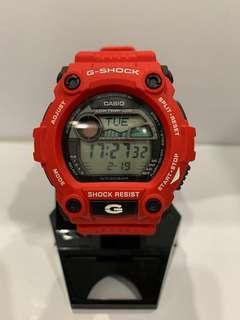 G-Shock G-7900A @ Mat Motor