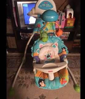 EUC FISHER PRICE BABY SWING