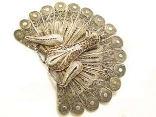 Keronsang silver(perak)