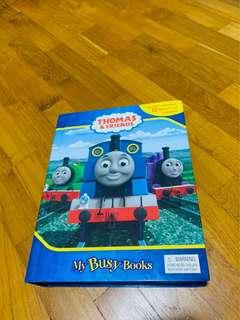 🚚 Thomas & Friends My Busy Books