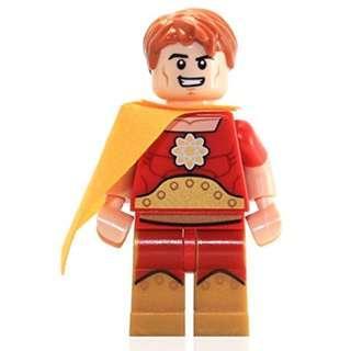 Lego Minifigure - Hyperion (Marvel) [76049]