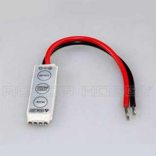 RGB Colour Controller for multi-colour SMD LED Light Strips