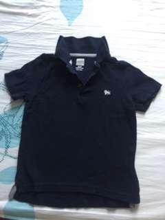 🚚 Old Navy polo T shirt - Dark Blue