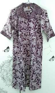 Tunik Batik Modern