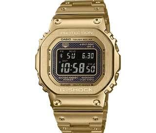 G-Shock Gold Metal Limited Edition
