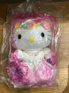 🚚 Hello Kitty Bride Plush Toy