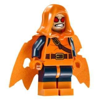 Lego Minifigure - Hobgoblin (Marvel) [76058]
