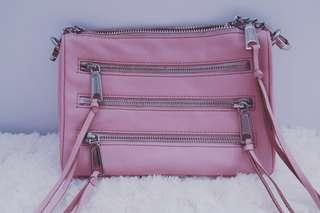 Rebecca Minkoff 5-Zip Crossbody bag