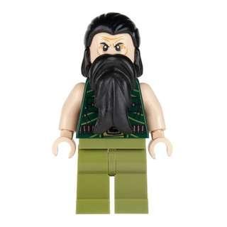 Lego Minifigure - The Mandarin (Marvel) [76008]