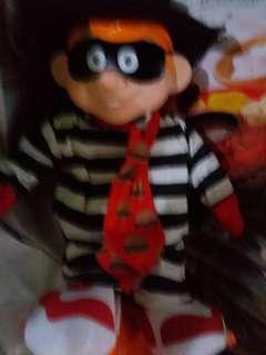 McDonald's doll