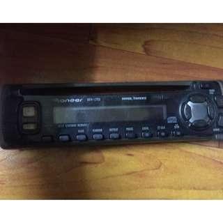 PIONEER Super Tuner III Mosfet 45wx4 Car CD Player with Radio