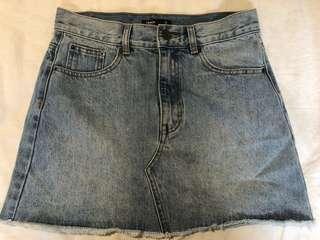 Glassons Denim Skirt