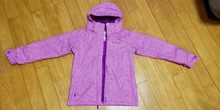 大女童Columbia Onmi Heat Jacket極保暖外套