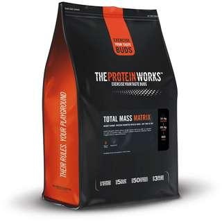 The Protein Works– Total Mass 增重乳清蛋白