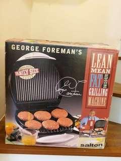 George Foreman GR30 Indoor Grill