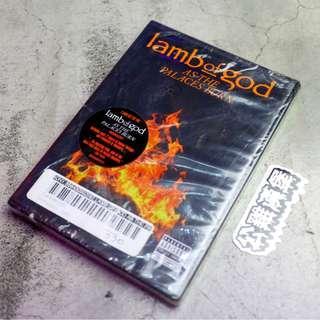 「lamb of god as the palaces burn dvd 上帝羔羊 @公雞漢堡」