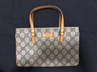 🚚 Authentic antique GUCCI small hand carry bag