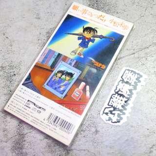 「小松未步 愿い事ひとつだ 名偵探柯南 原聲帶 二手 cd 單曲 @公雞漢堡」