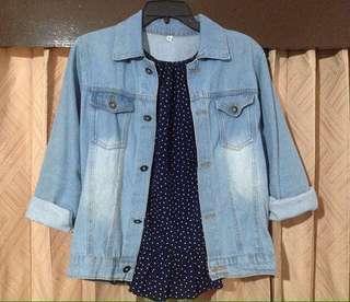 Jaket Jeans by Yuwacco (Ederra)
