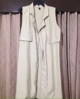 HnM Long Outer (Vest)
