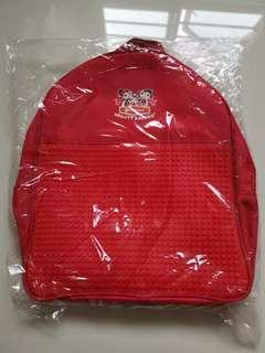 Ocbc mighty saver lego backpack and pencil case