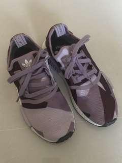 🚚 Adidas  purple NMD
