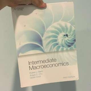 🚚 Intermediate macroecnomics 經濟學 原文書 #我要賣課本