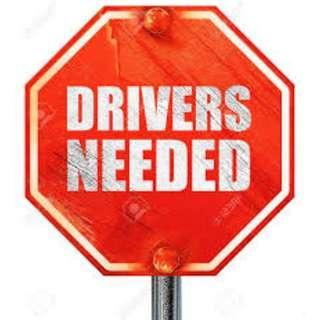🚚 Sub con drivers needed