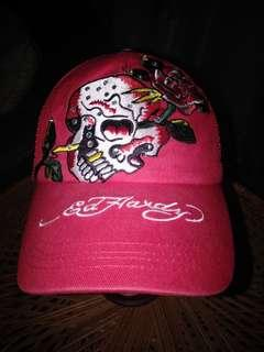 Ed Hardy Red Cap