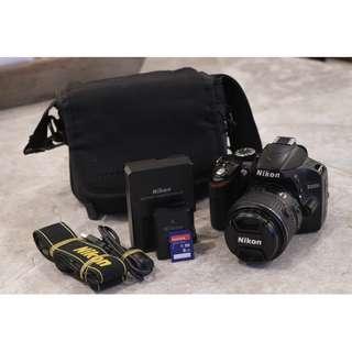 Nikon D3200 24MP Entry Level DSLR