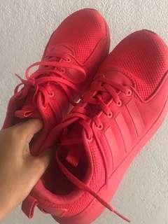 Adidas neo women pink neon