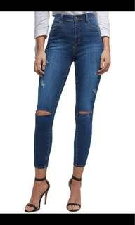 Brand New Never Worn Before Bardot Jeans
