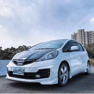 ✨2012 Honda FIT 超實用小型掀背車 ✨