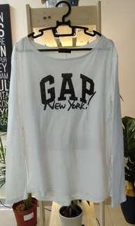 GAP loose blouse