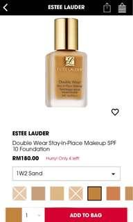 Estee Lauder Foundation (authentic)