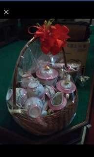 Set keramik