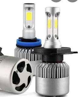6.5k LED bulbs for cars.