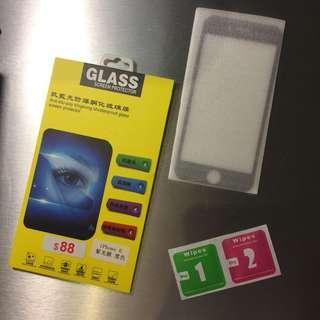 🚚 🎁抗藍光防爆玻璃手機貼膜 I6