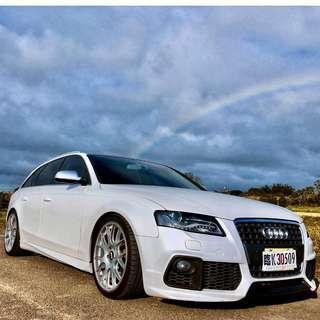 2012 Audi A4 Avant 1.8T
