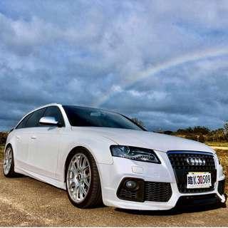✨2012 Audi A4 Avant 1.8T 超實用旅行車 ✨