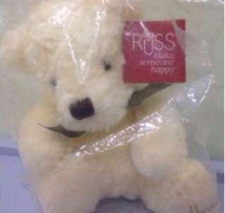 Russ teddy bear toy (gift/ present)