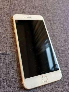 iPhone 6 Plus - 64GB - Gold - MY Set