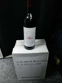 (3折)6枝全部2003年法國紅洒$350一箱…...最後一箱……灣仔取