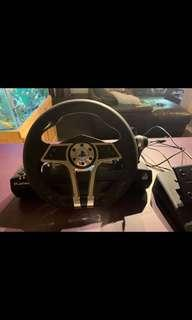 PS4/PS3 PlayStation Steering Wheel