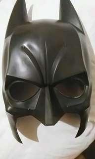Black Half-Face Mask