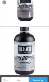 🚚 Bleach London silver shampoo 250ml